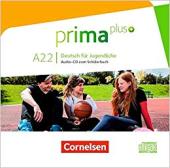 Prima plus A2/2. Audio CD - фото обкладинки книги