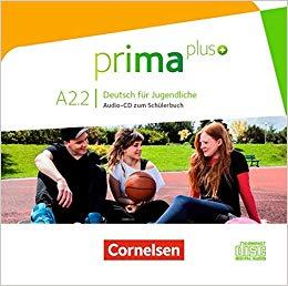 Prima plus A2/2. Audio CD - фото книги