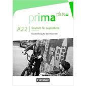Prima plus A2/2. Handreichung fur den Unterricht - фото обкладинки книги