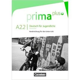 Prima plus A2/2. Handreichung fur den Unterricht - фото книги