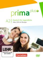 Prima plus A2. Video-DVD mit bungen (відеодиск) - фото обкладинки книги