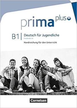 Prima plus B1. Handreichungen fr den Unterricht - фото книги