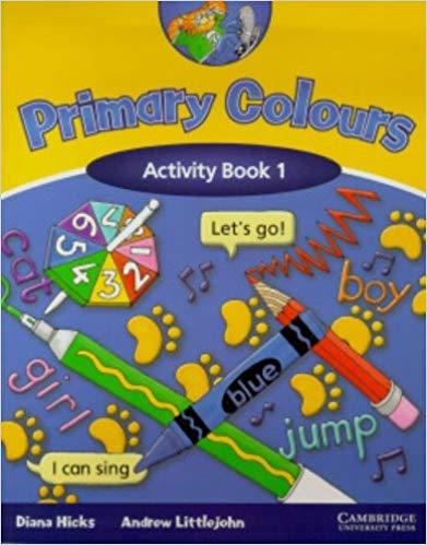 Підручник Primary Colours 1 Activity book