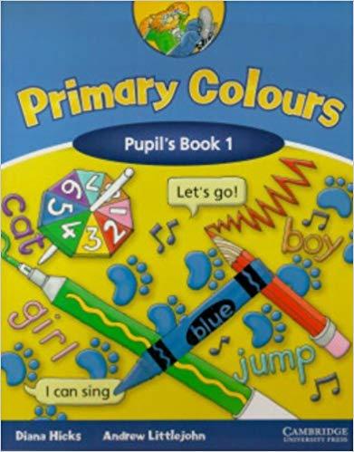 Підручник Primary Colours 1 Pupil's Book