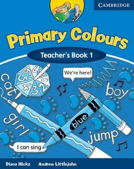 Primary Colours 1 Teacher's book - фото книги