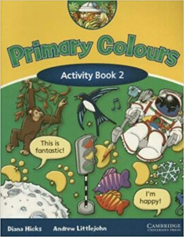 Primary Colours 2 Activity Book - фото книги