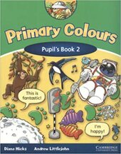 Primary Colours 2 Pupil's Book - фото обкладинки книги