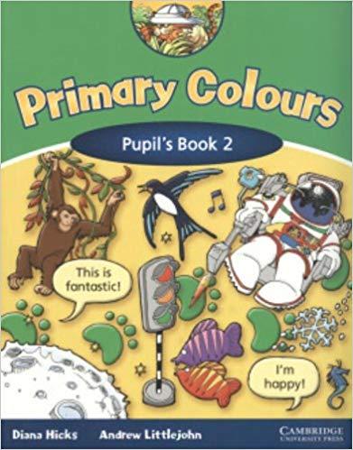 Підручник Primary Colours 2 Pupil's Book