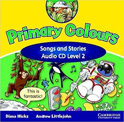 Аудіодиск Primary Colours 2 Songs and Stories Audio CD