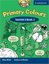 Primary Colours 2 Teacher's Book - фото обкладинки книги