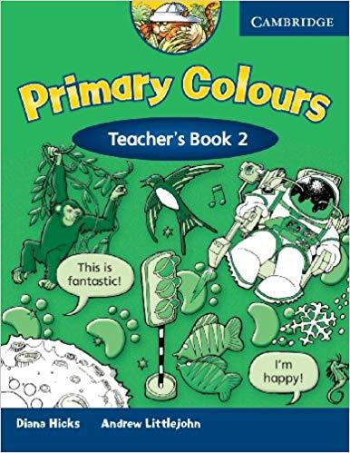 Книга для вчителя Primary Colours 2 Teacher's Book