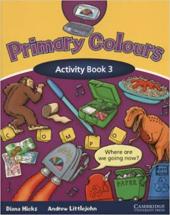 Primary Colours 3 Activity Book - фото обкладинки книги
