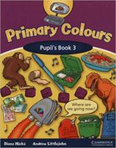 Primary Colours 3 Pupil's Book - фото обкладинки книги