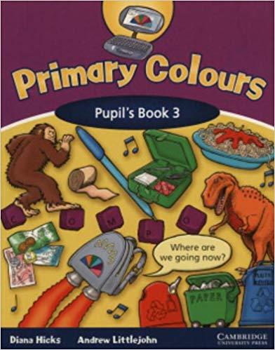 Підручник Primary Colours 3 Pupil's Book