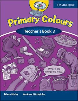 Primary Colours 3 Teacher's Book - фото книги