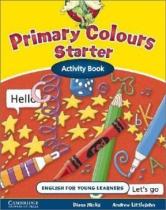 Аудіодиск Primary Colours Activity Book Starter