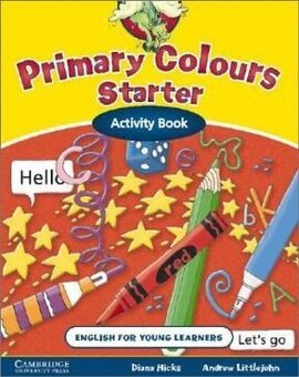 Primary Colours Activity Book Starter - фото книги