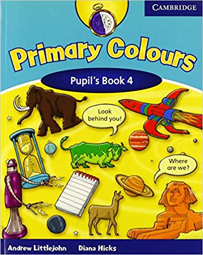 Підручник Primary Colours Level 4 Pupil's Book