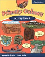Primary Colours Level 5 Activity Book - фото обкладинки книги