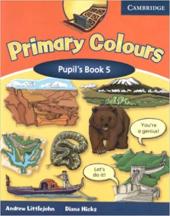 Аудіодиск Primary Colours Level 5 Pupil's Book