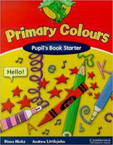 Аудіодиск Primary Colours Pupil's Book Starter