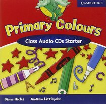 Книга для вчителя Primary Colours Starter Class Audio CDs