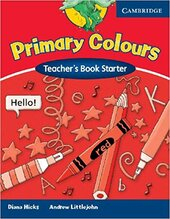 Primary Colours Starter Teacher's Book - фото обкладинки книги