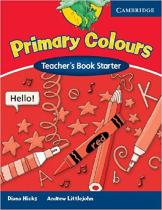 Книга для вчителя Primary Colours Starter Teacher's Book