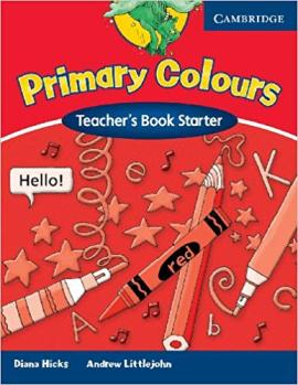 Primary Colours Starter Teacher's Book - фото книги