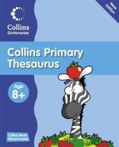Primary Dictionaries. Primary Thesaurus. Age 8+ - фото обкладинки книги