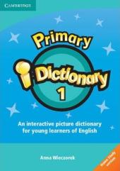 Primary i-Dictionary Level 1 CD-ROM (Home user) - фото обкладинки книги