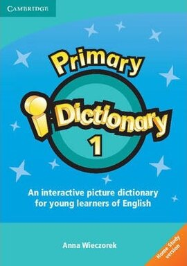 Primary i-Dictionary Level 1 CD-ROM (Home user) - фото книги