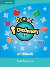 Primary i-Dictionary Level 1 Starters Workbook and CD-ROM Pack - фото обкладинки книги