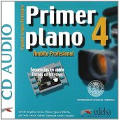 Primer plano 4/CD - фото обкладинки книги