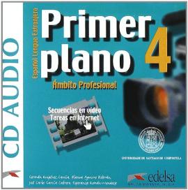 Primer plano 4/CD - фото книги