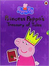 Princess Peppa Treasury of Tales - фото обкладинки книги