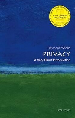 Privacy: A Very Short Introduction - фото книги