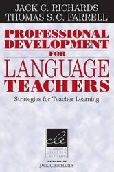 Professional Development for Language Teachers : Strategies for Teacher Learning - фото обкладинки книги
