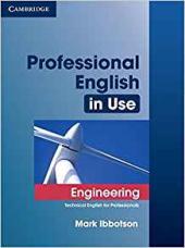 Professional English in Use Engineering - фото обкладинки книги