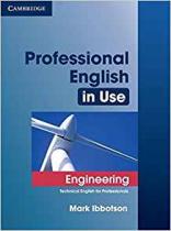 Підручник Professional English in Use Engineering