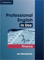 Підручник Professional English in Use Finance