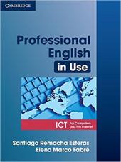 Professional English in Use ICT - фото обкладинки книги