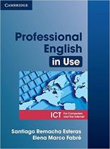 Підручник Professional English in Use ICT