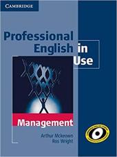 Professional English in Use Management - фото обкладинки книги