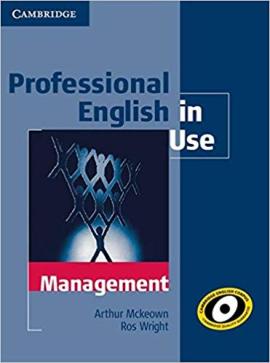 Professional English in Use Management - фото книги