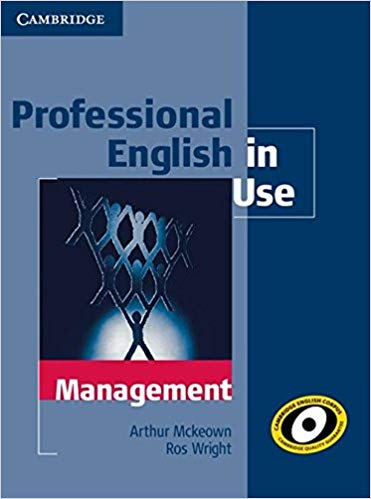 Підручник Professional English in Use Management
