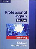 Посібник Professional English in Use Marketing
