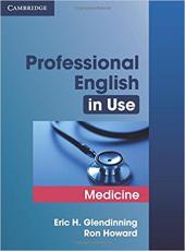 Підручник Professional English in Use Medicine