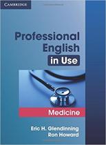 Professional English in Use Medicine