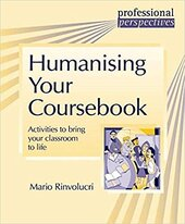 Professional Perspectives: Humanising Your Coursebook - фото обкладинки книги